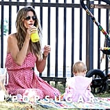Gisele's Baby Girl Is Growing Up — Spitting Image of Her Daddy!