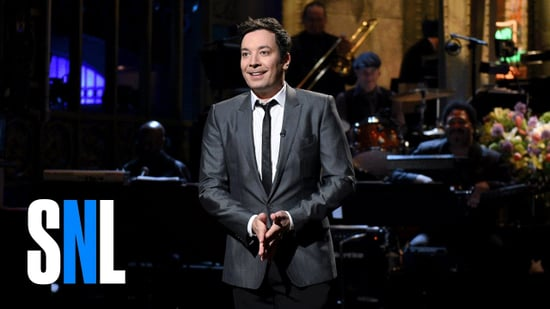 Jimmy Fallon Singing David Bowie on SNL April 2017