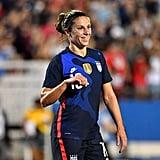 Carli Lloyd, Soccer