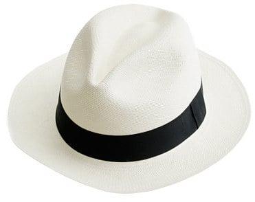 J.Crew Panama Hat