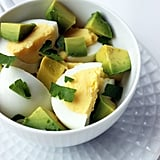 Paleo: Avocado and Boiled Eggs