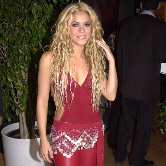 Shakira's Photos Through the Years