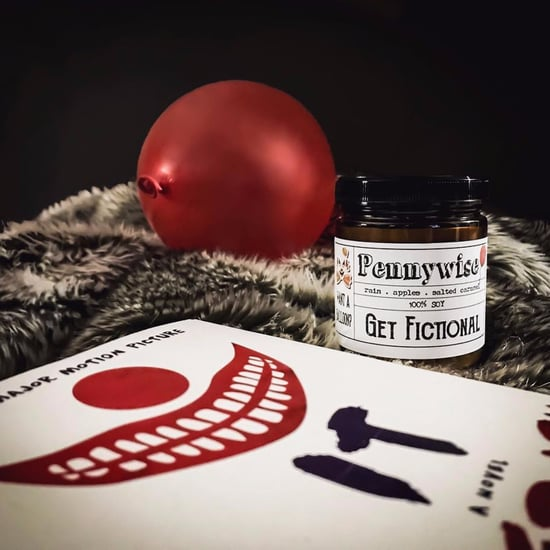 Pennywise Scented Candle From Get Fictional