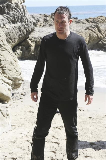 Barry Sloane appears in the season opener as Aiden Mathis.