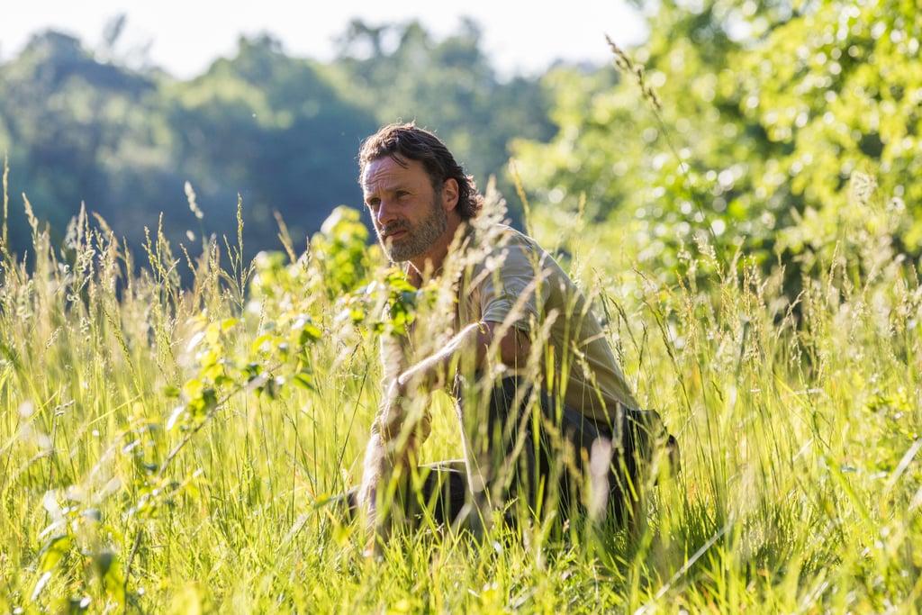 Will Rick Die on The Walking Dead Finale?