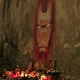 The Iron Man Shrine