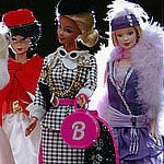 Christian Louboutin Thinks Barbie Has Cankles