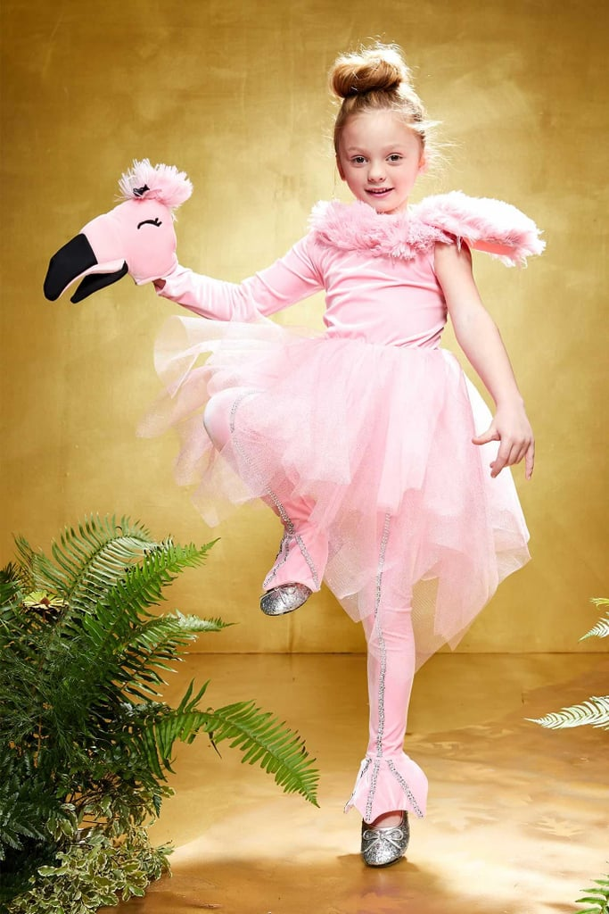 Chasing Fireflies Fancy Flamingo Costume