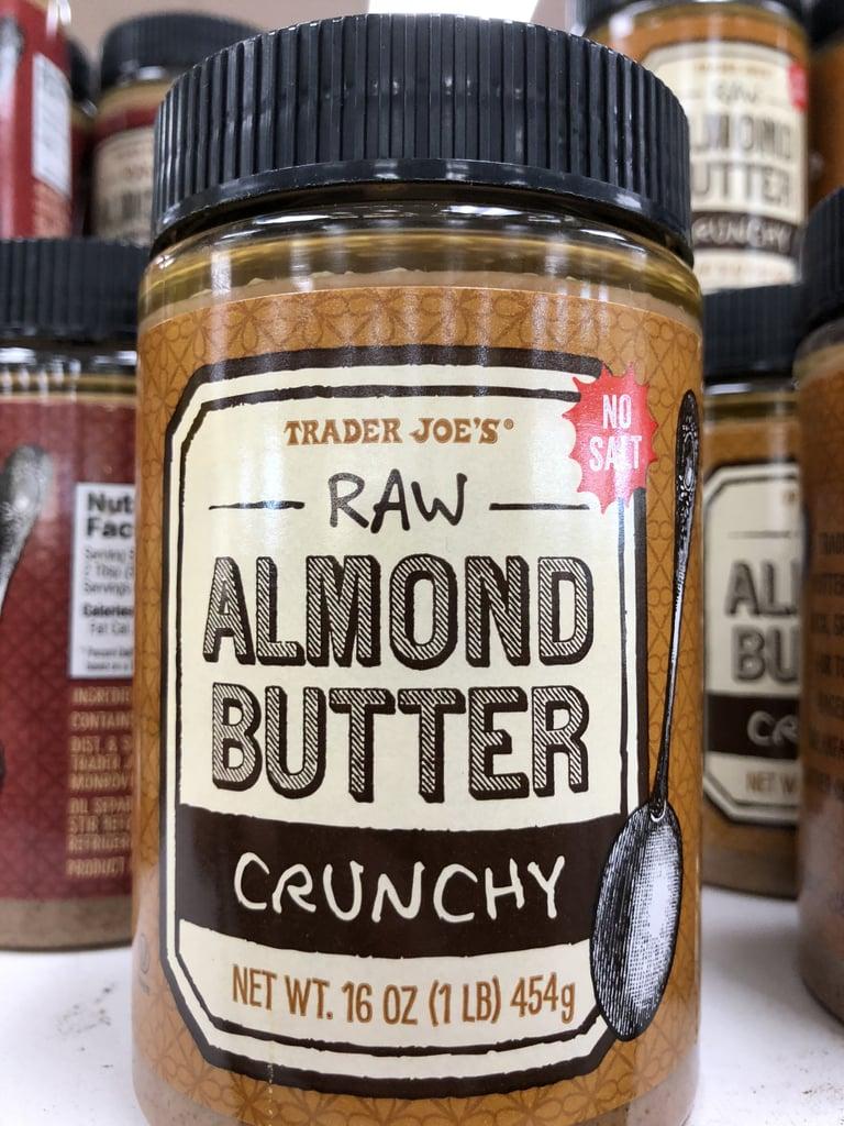 Raw Crunchy Almond Butter