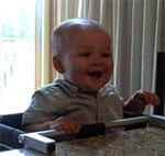 Tricks to Get Baby to Laugh