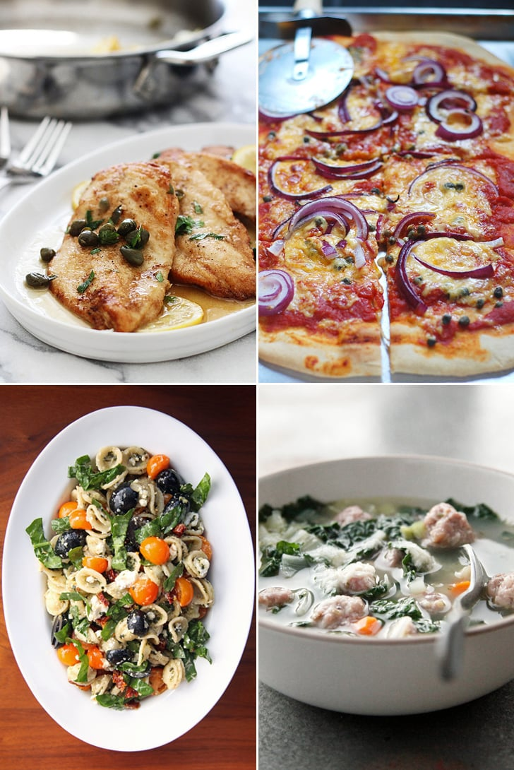 18 Fast and Easy Italian (and Italian American) Dinners