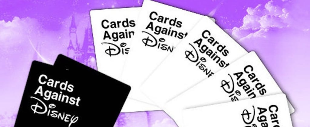 The Cards Against Disney Game Is as Raunchy as You'd Expect