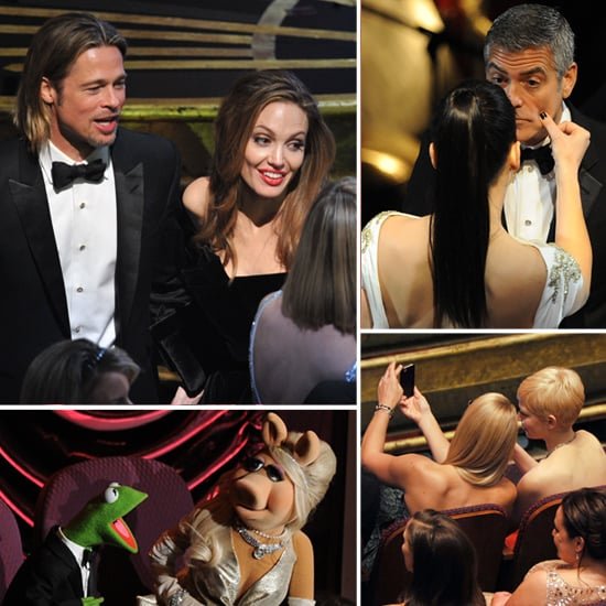 Oscar Audience Pictures 2012