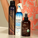 Three Must-Have Beach Sprays For Sexy Hair in Seconds