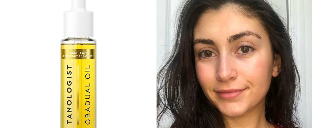 Tanologist Gradual Oil Self Tan Overnight Treatment Review
