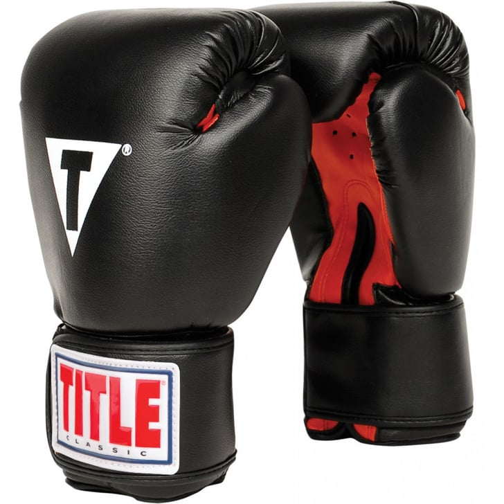 Everlast Fitness Gloves Mens: Title Classic Boxing Gloves