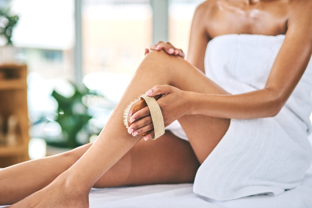 """Is There an Aftercare Routine You Should Follow? Immediately after waxing your legs, you will find that they look a little red and spotty — this is totally normal and should go away within the day. After your service, there are two main things you should worry about: exfoliating and moisturizing. """"Dead skin tends to accumulate faster on your legs especially in drier weather, so it's important to exfoliate away dead skin cells and prevent ingrown hairs from forming,"""" said Petak. How Far Apart Is Each Waxing Session? Waxing sessions are spread out to allow your hair to regrow. It varies by person, but appointments are usually three to four weeks apart. During this time, you should allow your hair to grow to the 1/4-inch length."""