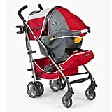 A Snap-and-Go Stroller
