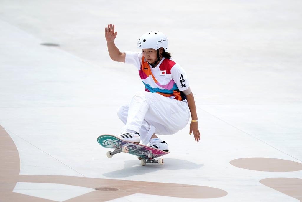 2021 Olympics: Nishiya Momiji Wins Street Skateboarding Gold