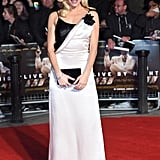 Sienna Miller Rocked This Lanvin Dress to London's Premiere of Live by Night