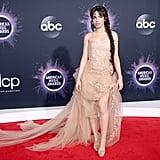 Camila Cabello's Oscar de la Renta Tulle Dress at the AMAs