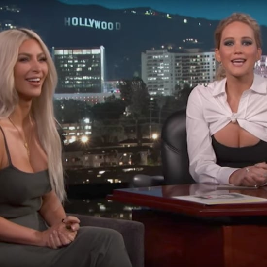 Jennifer Lawrence Interviewing Kim Kardashian