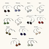 CLED Birth Colors Earrings