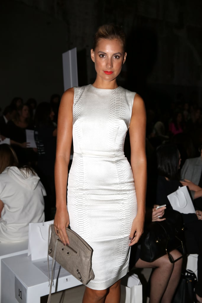 Laura Dundovic at MBFWA Day Three