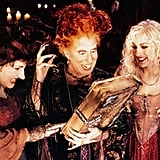 The Sanderson Sisters From the Movie Hocus Pocus