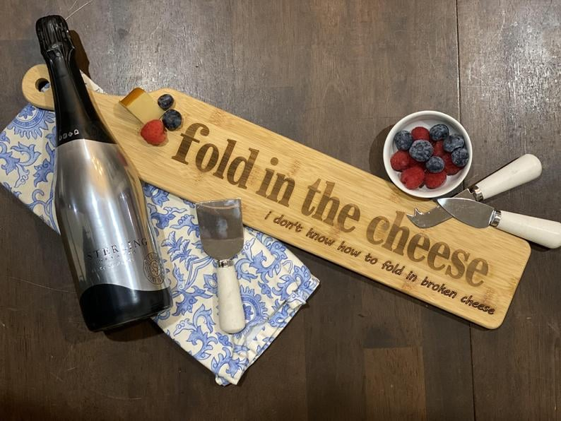 Schitt's Creek Charcuterie Board