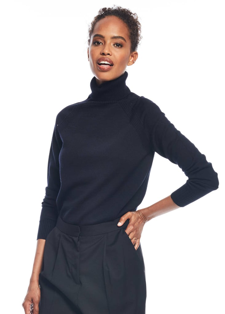Zady Turtleneck Sweater ($165)