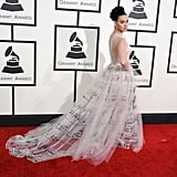 Grammys Red Carpet Katy