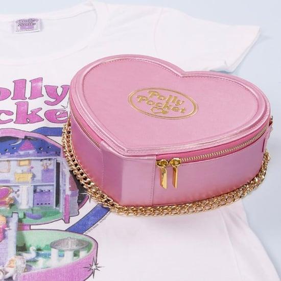 Truffle Shuffle Polly Pocket Purse