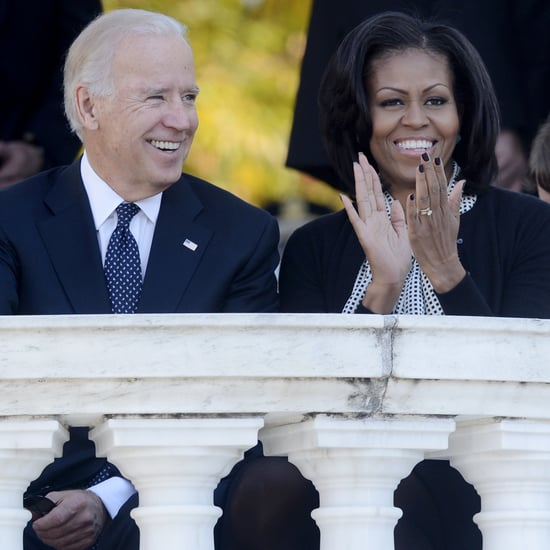 See Michelle Obama's Message to Joe Biden After Election Win