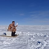Some Arctic Nudity