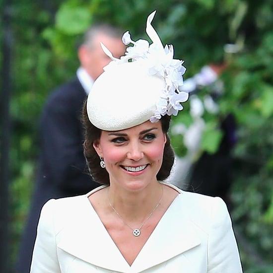 Kate Middleton's Dress at Princess Charlotte's Christening
