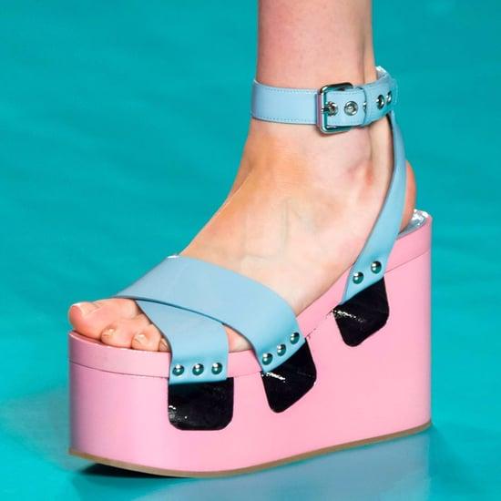 Best Runway Shoes at Paris Fashion Week Spring 2017