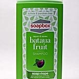 Soapbox Bataua Fruit Shampoo ($5)