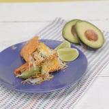 Crunchy Low-Carb Taco Shells