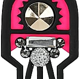 This cool Topshop brooch (£9) will appeal to Holly Fulton fans.