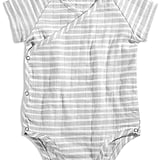Aden and Anais Unisex Striped Muslin Bodysuit
