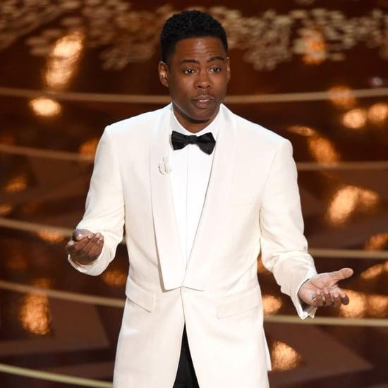 Chris Rock Messes Up Charlize Theron's Name Oscars 2016
