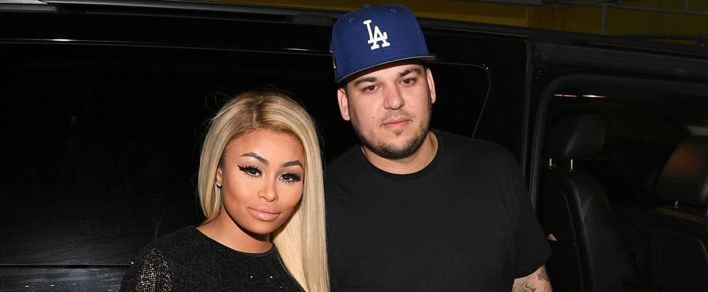 Rob Kardashian and Blac Chyna Are Reportedly Engaged — See Her Ring!