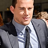 Channing Tatum Puts In a Late Night For His Stripper Flick