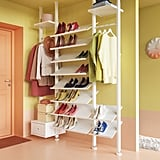 Elvarli Three Sections With Drawer and Shoe Shelves ($368)