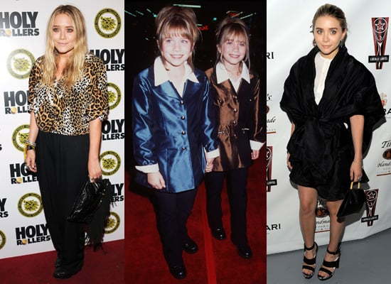 Photos of Mary Kate and Ashley Olsen's Style and Red Carpet Events