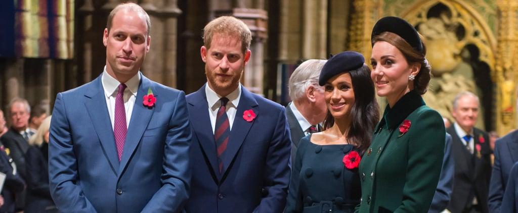 British Royal Family 2019 Calendar