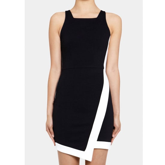 Simple, but effective. This chic shift will just as well in the office as at the track. — Ali, FabSugar editor Dress, $290, Nicolas at Green With Envy
