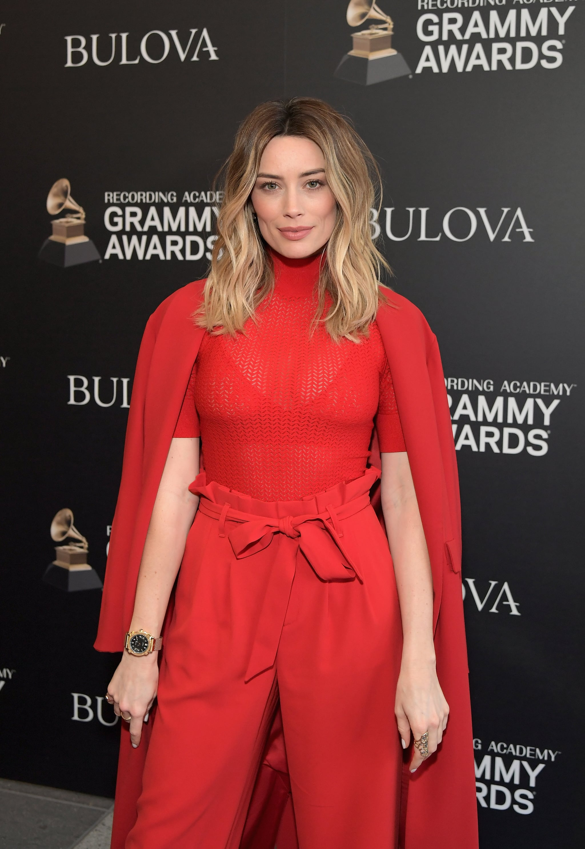LOS ANGELES, CA - FEBRUARY 09:  Arielle Vandenberg attends the Bulova Grammy Brunch 2019 at The GRAMMY Museum on February 9, 2019 in Los Angeles, California.  (Photo by Charley Gallay/Getty Images for Bulova)