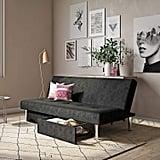DHP Sola Convertible Sofa Futon